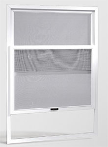 Vertical Sliding insect Screens