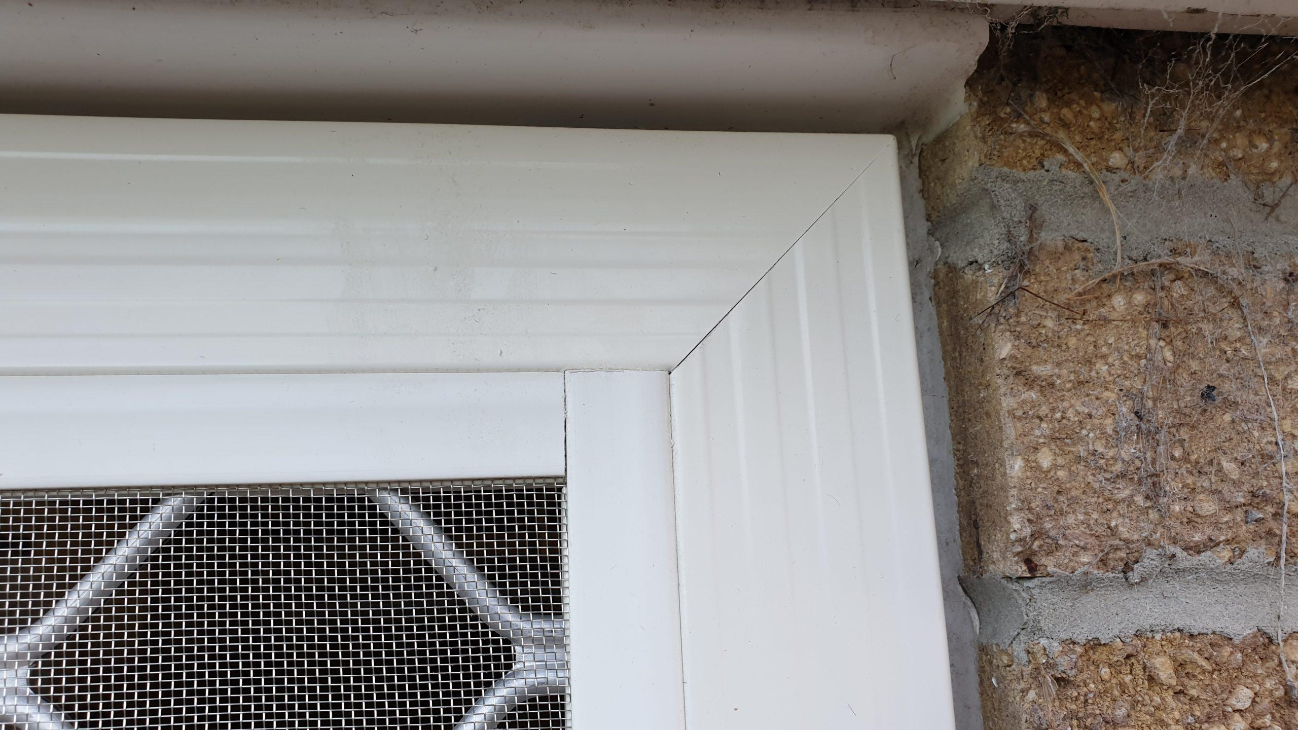 heavy duty insect door frame