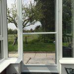 Insect screen door kit