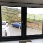 Retractable insect screen – reveal fit