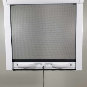 Retractable insect Screen