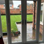 double retractable insect screen doors